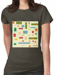 Shapely Shapes Womens Fitted T-Shirt