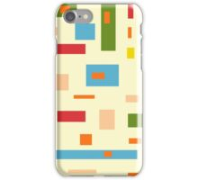 Shapely Shapes iPhone Case/Skin