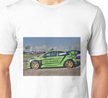 Green RS in HDR Unisex T-Shirt
