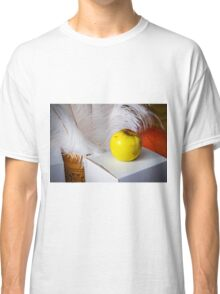 Yellow Apple Classic T-Shirt