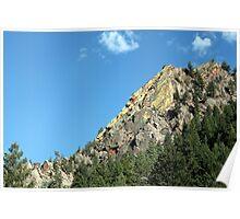 Eldorado Canyon Poster