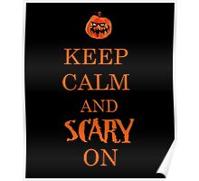 scary on Poster