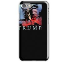 Donald J. Trump Presidential Election Funny Political Shirt iPhone Case/Skin