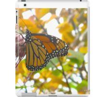 Monarch joy iPad Case/Skin