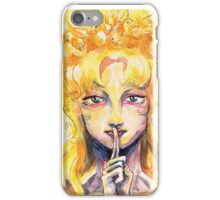 Hnoss's Crown iPhone Case/Skin