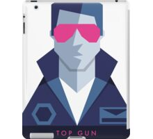 Top Gun (1986) 80s Sitcker iPad Case/Skin