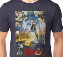 Back To The Future Japan Poster Unisex T-Shirt