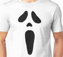 Scream - Ghostface Unisex T-Shirt