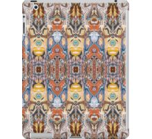 Abstract Tribal Pattern iPad Case/Skin