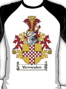 Vermeulen Coat of Arms (Dutch) T-Shirt