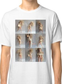 Barbie Dolls Print. Miniature Art ® Classic T-Shirt
