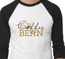 The Coffee Bean Men's Baseball ¾ T-Shirt
