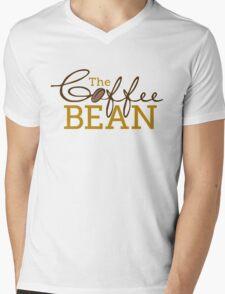 The Coffee Bean Mens V-Neck T-Shirt
