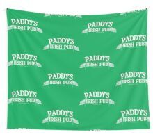 Paddy's Pub Wall Tapestry
