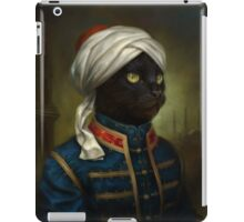 The Hermitage Court Moor Cat  iPad Case/Skin