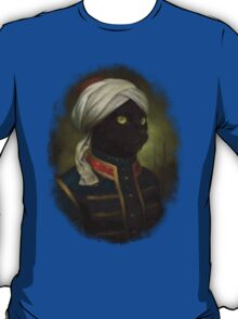 The Hermitage Court Moor Cat  T-Shirt