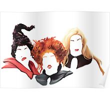 Just a Bunch of Hocus Pocus Poster