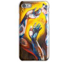 Hands 2 iPhone Case/Skin