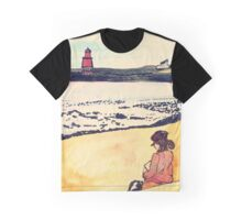 Wildago's View from North Shields Graphic T-Shirt