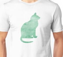 Watercolor Kitties Unisex T-Shirt