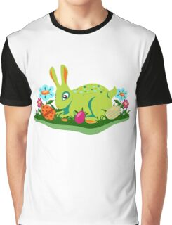 Easter  rabbit Graphic T-Shirt