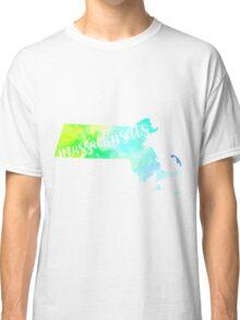 Massachusetts Classic T-Shirt