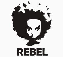 Rebel Huey by kerakas