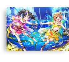 Fairy Nico Yazawa (Idolized) Canvas Print
