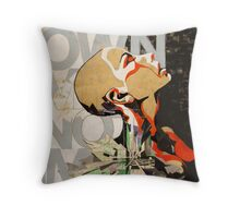 I'm Not My Own Throw Pillow