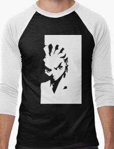 Scarfaced Riley Men's Baseball ¾ T-Shirt