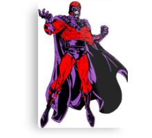 Magneto X-Men Metal Print