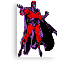 Magneto X-Men Canvas Print