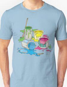 Tin Cans Unisex T-Shirt
