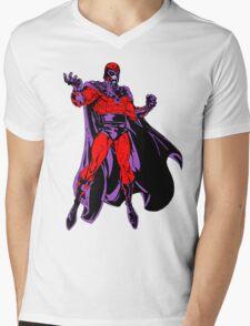 Magneto X-Men Mens V-Neck T-Shirt