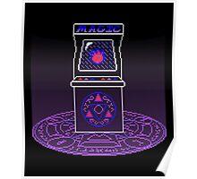Arcane Arcade Poster