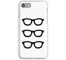 Smart Glasses iPhone Case/Skin