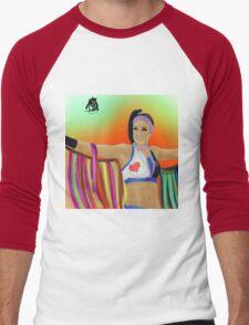 Bayley Clash Men's Baseball ¾ T-Shirt
