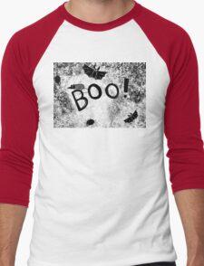 BOO!!! Men's Baseball ¾ T-Shirt