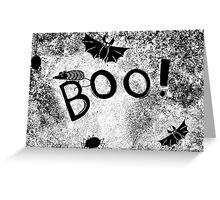 BOO!!! Greeting Card