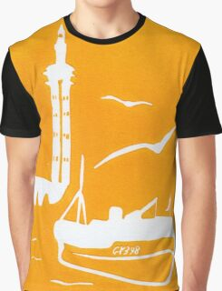 Home in Yellow Graphic T-Shirt