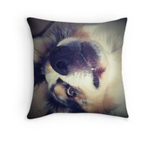 August Aussie Throw Pillow