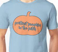 Prettiest Pumpkin in the Patch Unisex T-Shirt