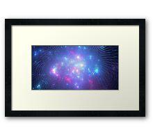 Zeta Persei Framed Print