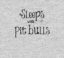 Sleeps with Pit Bulls Tank Top