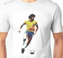 Socrates Brazil Legend Unisex T-Shirt