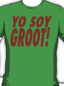 Yo Soy Groot T-Shirt