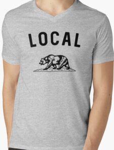 California Local Mens V-Neck T-Shirt