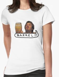 BARREL! Womens Fitted T-Shirt