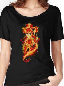 LoE: Sunset Shimmer Women's Relaxed Fit T-Shirt