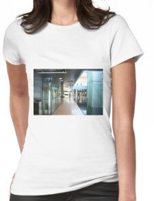 Corporate Interior in Copenhagen, Denmark Womens Fitted T-Shirt
